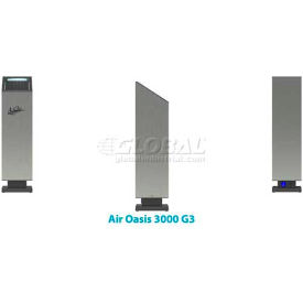 Air Oasis 3000 Air Purifier, Used For The Whole House, Covers Up to 3,000 Sq. Ft., 40 Watts