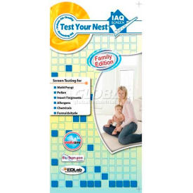 Building Health Check Test Your Nest Screen Kit, Checks Indoor Air Quality Of A Baby's Bedroom