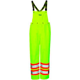 Viking® U6400PG Journeyman 300D Insulated Detachable Bib Pants, Green, 4XL