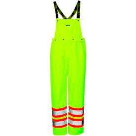 Viking® U6400PG Journeyman 300D Insulated Detachable Bib Pants, Green, 4XL