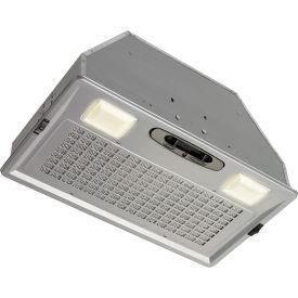 Broan PM390 20-1/2 Inch Custom Power Pack, 390 CFM, 6 Sones, 3-Speeds