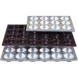 """Allied Metal Spinning MP24 - Muffin Pan, 24-Cup, Aluminum, 14"""" x 20-1/2"""""""