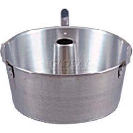 "Allied Metal Spinning TCP95R - Angel Food/Tube Cake Pan, 9-1/2"" x 8-1/4"" x 4-1/8"", 16 Ga."