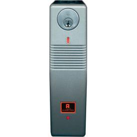 Surface Mounted Door Alarm - Metallic Silver