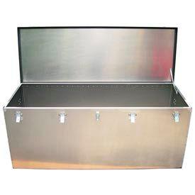 Aluminum Case 1460 Aluminum Big Box Storage, Transit Container-  60 x 22 x 24