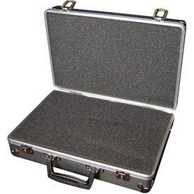 Aluminum Case 154-2 Aluminum Carry Case With Foam Insert - 15 x 10 x 4