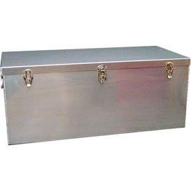 Aluminum Case 2136 All-Welded Aluminum Storage Container - 36 x 17.5 x 14.5