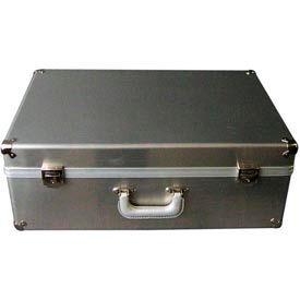 Aluminum Case 249 Aluminum Carry Case - 24 x 16 x 9