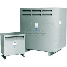 Acme DTGA0142S Drive Isolation Transformer, 3 PH, 60 Hz, 460 Delta Primary V, 14 W, Floor Mount