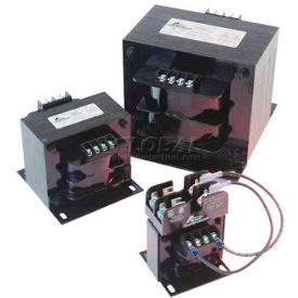 Acme Electric TB100A013C Series, 100 VA, 208/240/380/480 Primary Volts, 24 Secondary Volts
