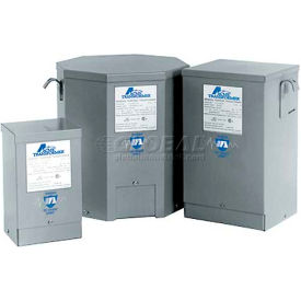 Acme Electric TP536503S 1 Ø, 60 Hz, 208 Primary Volts - Three Windings, 50.0 W