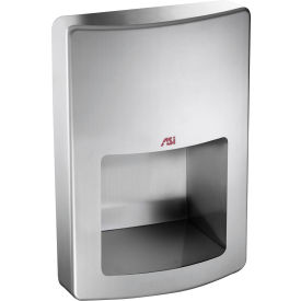 ASI® Roval™ Recessed Hand Dryer - 20199-1