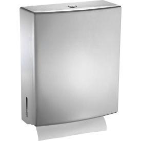 ASI® Roval™ Paper Towel Dispenser - 400 C-Fold/525 Multi-Fold Towels - 20210