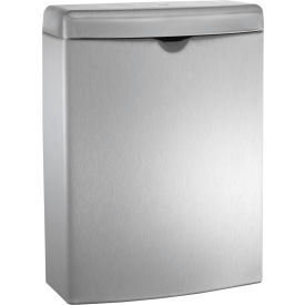ASI® Roval™ Surface Mounted Sanitary Waste Receptacle - 20852