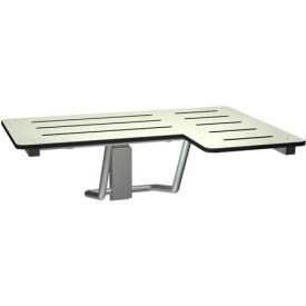ASI® Folding Shower Seat - Right Hand Seat - 8206-R