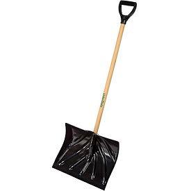 """Ames Union Tools 18"""" Combo Snow Shovel"""