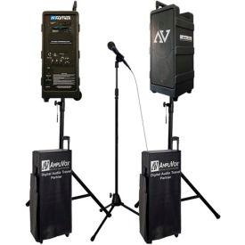 Premium Digital Audio Travel Partner Package W/ Handheld Mic