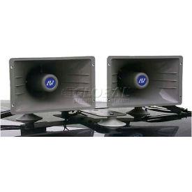 Twin-Horn Car-Top Speaker