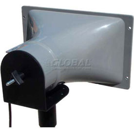 Horn Speaker with Top Tripod Mount