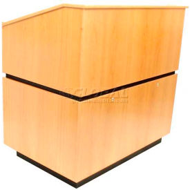 Coventry Non-Sound Podium / Lectern - Maple