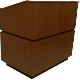 Coventry Non-Sound Podium / Lectern - Walnut