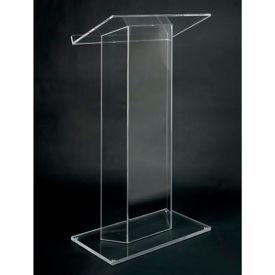 Clear Acrylic Podium / Lectern