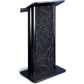 Pyrenees Marble Contemporary Color Panel Podium / Lectern