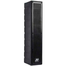 Line Array Speaker with Wired Mic