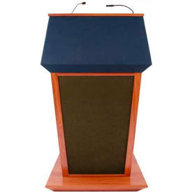 Patriot Plus Sound Podium / Lectern - Mahogany