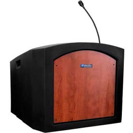 Pinnacle Tabletop Podium / Lectern - Sound Ready Cherry