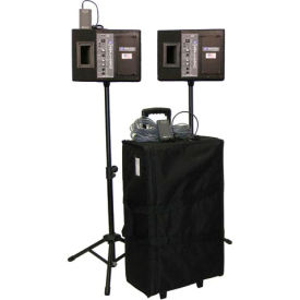 Wireless Powered Speaker Voice Projector Kit