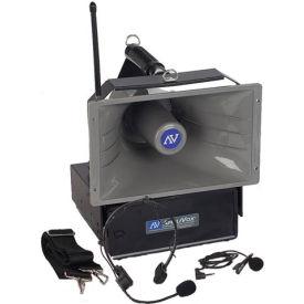 Wireless Half-Miler Hailer