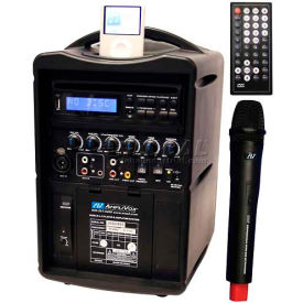 Amplivox® iPad, iPhone, iPod Wireless PA System
