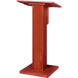 Elite Non-Sound Podium / Lectern - Oak