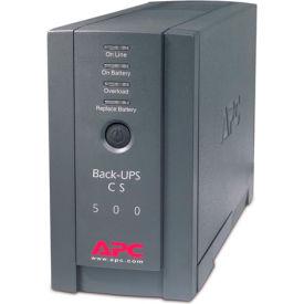 APC BK500BLK Back-UPS CS 500 Black
