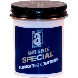 SPECIAL™ Aluminum, Copper, Graphite Anti Seize 2000°F, 2oz. Brush Top 48/Case - 18002 - Pkg Qty 48