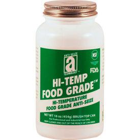 HI-TEMP FOOD GRADE™ Anti-Seize 2100°F, 3oz. Tube 12/Case - 41003 - Pkg Qty 12