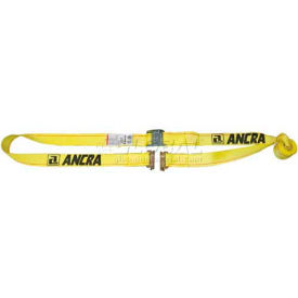 Ancra® Series E & A Cargo Control Cam Strap Assembly 40602-17 - 12'L - Spring Actuated Fitting