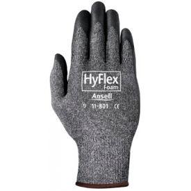 Hyflex Foam Gray™ Gloves, Ansell 11-801-11, 1-Pair - Pkg Qty 12