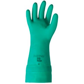 Sol-Vex Unsupported Nitrile Gloves, Ansell 37-165-11, 1 Pair - Pkg Qty 12