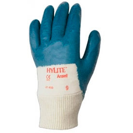 Hylite Palm Coated Gloves, Ansell 47-400-10, 12-Pair