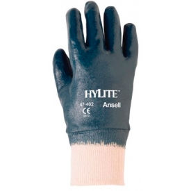 Hylite Fully Coated Gloves, Ansell 47-402-10, 1-Pair - Pkg Qty 12