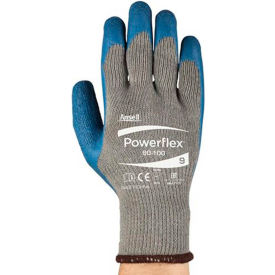 Powerflex Gloves, Ansell 80-100-8, 1-Pair - Pkg Qty 12