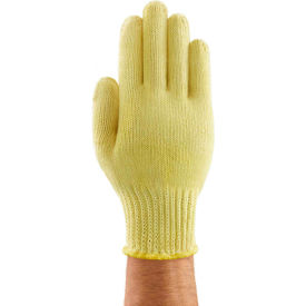 Neptune® Kevlar® Stringknit Gloves, Ansell 70-225, Size 8, 1 Pair