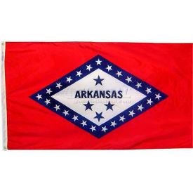 4X6 Ft. 100% Nylon Arkansas State Flag
