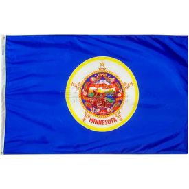 4X6 Ft. 100% Nylon Minnesota State Flag