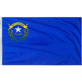 3X5 Ft. 100% Nylon Nevada State Flag