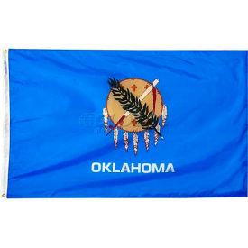 4X6 Ft. 100% Nylon Oklahoma State Flag