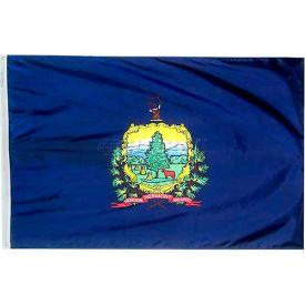 4X6 Ft. 100% Nylon Vermont State Flag