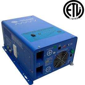 AIMS Power 2000 Watt Pure Sine Inverter Charger, PICOGLF20W12V120VR by